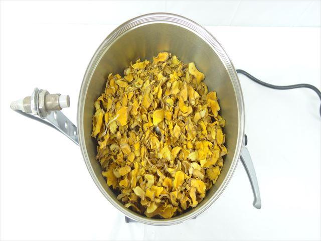 ウコン 粉末作り方